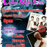 Ladies Night Out! Presented by KA
