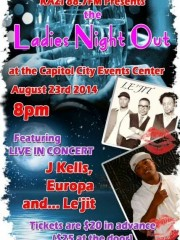 Ladies Night Out! Presented by KAZI