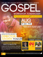 Gospel Workshop Fundraiser