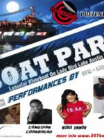 2nd Annual Boat Party