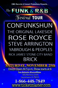 The Funk and R&B Festival